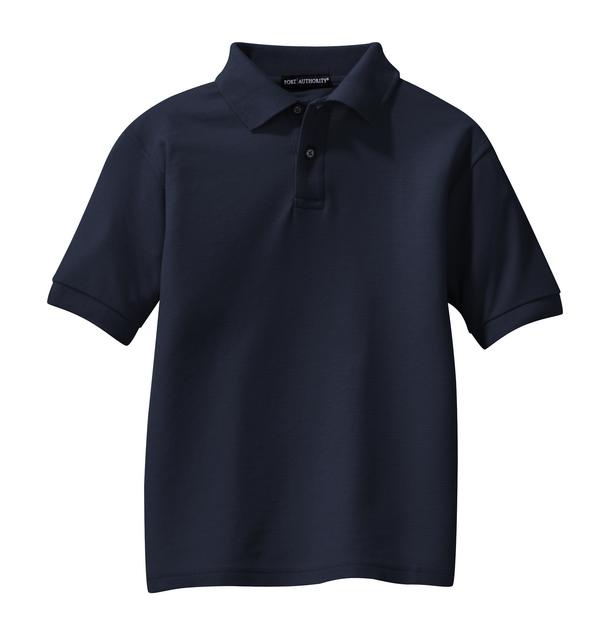 Short Sleeve Polo with ISI Logo