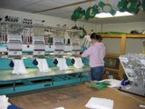 4-Head Embroidery Machine