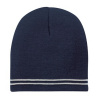 Spectator beanie with embroidered logo