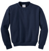 Crewneck Sweatshirt with ISI Logo